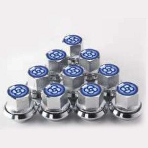 珀然螺母 珀然轮圈专用螺母 10个/盒