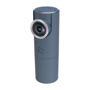 有了极路客,安全不寂寞 极路客T3 坚石灰 智能行车记录仪 高清夜视 社区互动  支持128G卡