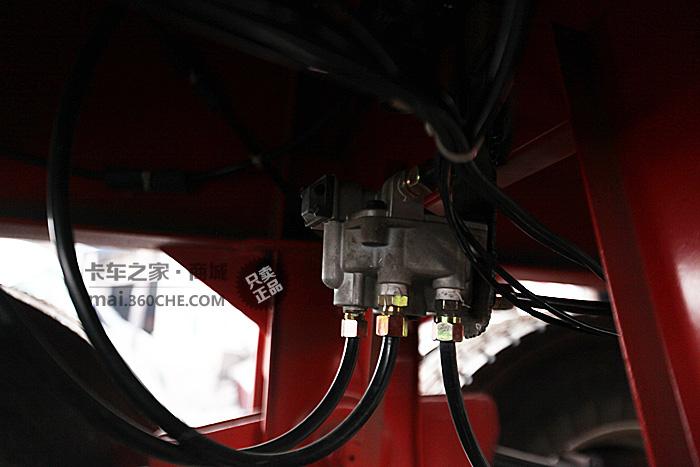 3,配合高性能(如wabco威伯科)挂车abs系统后整车的制动性能可以
